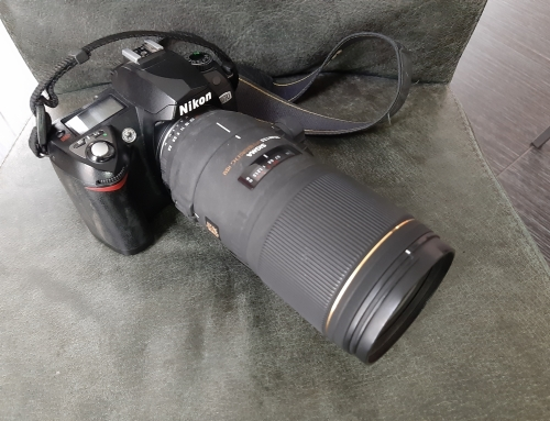 Hoe maak ik mijn foto's